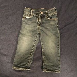 Pair of Gap jeans, size 18-24 months